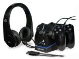 Скриншот № 2 из игры Stereo Gaming Headset Starter Kit PS4