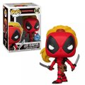 Скриншот № 0 из игры Фигурка Funko POP! Bobble: Marvel: Marvel 80th: Lady Deadpool