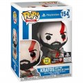 Скриншот № 0 из игры Фигурка Funko POP! Vinyl: Games: God of War: Kratos with the Blades of Chaos (GW) (Exc) #154