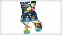 Скриншот № 0 из игры Lego Dimensions - The Simpsons - Krusty Fun Pack
