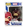 Скриншот № 0 из игры Фигурка Funko POP! Bobble: Marvel: Year of the Shield: Red Guardian (Exc) #810