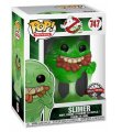 Скриншот № 0 из игры Фигурка Funko POP! Vinyl: Ghostbusters: Slimer w/Hot Dogs (Translucent) #747