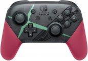 Скриншот № 0 из игры Nintendo Switch Pro Controller - Xenoblade Chronicles 2 Edition
