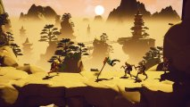Скриншот № 1 из игры 9 Monkeys of Shaolin [Xbox One / Series X|S]