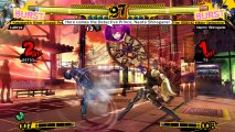 Скриншот № 2 из игры Persona 4 Arena Day One Edition [X360]