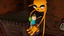 Скриншот № 1 из игры Adventure Time: Finn and Jake Investigations [X360]