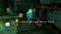 Скриншот № 4 из игры Adventure Time: Finn and Jake Investigations [Wii U]