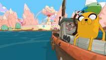 Скриншот № 0 из игры Adventure Time: Pirates of the Enchiridion [NSwitch]