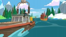 Скриншот № 2 из игры Adventure Time: Pirates of the Enchiridion [NSwitch]
