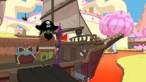 Скриншот № 4 из игры Adventure Time: Pirates of the Enchiridion [NSwitch]