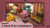 Скриншот № 0 из игры Animal Crossing: Happy Home Designer [3DS]
