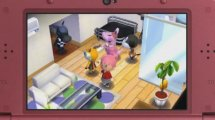 Скриншот № 1 из игры Animal Crossing: Happy Home Designer [3DS]