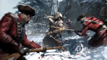 Скриншот № 2 из игры Assassin's Creed III (3) Join or Die Edition (Б/У) [Wii U]
