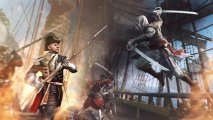 Скриншот № 1 из игры Assassin's Creed IV: Black Flag - Buccaneer Edition (Б/У) игра на английском [PS4]