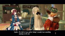 Скриншот № 2 из игры Atelier Sophie: The Alchemist of the Mysterious Book [PS4]