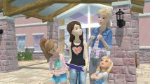 Скриншот № 1 из игры Barbie and Her Sisters: Puppy Rescue [Wii U]