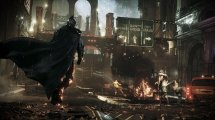 Скриншот № 0 из игры Batman: Рыцарь Аркхема (Arkham Knight) (Steebook) (Б/У) [PS4]