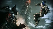 Скриншот № 3 из игры Batman: Рыцарь Аркхема (Arkham Knight) (Steebook) (Б/У) [PS4]