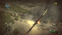 Скриншот № 6 из игры Blazing Angels 2: Secret Missions of WWII (Б/У) [PS3]