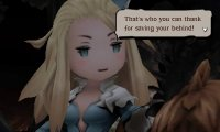 Скриншот № 6 из игры Bravely Second: End Layer [3DS]