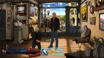 Скриншот № 2 из игры Broken Sword 5: The Serpent's Curse (Б/У) [PS4]