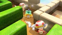 Скриншот № 2 из игры Captain Toad Treasure Tracker [Wii U]