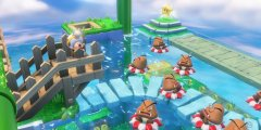 Скриншот № 6 из игры Captain Toad: Treasure Tracker [3DS]