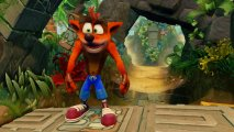 Скриншот № 1 из игры Crash Bandicoot N. Sane Trilogy [PS4]