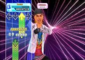 Скриншот № 2 из игры Dance Dance Revolution - Hottest Party 4 [Wii]