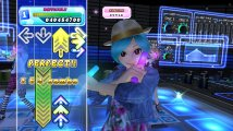 Скриншот № 1 из игры DanceDanceRevolution: Hottest Party 4 + Dance Mat [Wii]