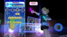Скриншот № 2 из игры DanceDanceRevolution: Hottest Party 4 + Dance Mat [Wii]