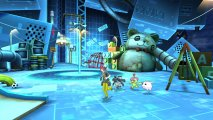 Скриншот № 6 из игры Digimon Story Cyber Sleuth - Complete Edition [NSwitch]