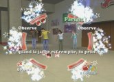 Скриншот № 1 из игры Disney Sing It: High School Musical 3 Senior Year (Б/У) [Wii]