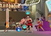 Скриншот № 4 из игры Disney Sing It: High School Musical 3 Senior Year (Б/У) [Wii]
