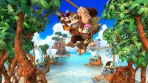 Скриншот № 2 из игры Donkey Kong Country: Tropical Freeze (Б/У) [NSwitch]