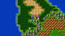 Скриншот № 3 из игры Dragon Quest 1 2 3 Collection (CH) [NSwitch]