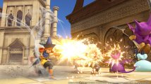 Скриншот № 1 из игры Dragon Quest Heroes: The World Tree's Woe and The Blight Below [PS4]