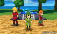 Скриншот № 0 из игры Dragon Quest VII: Fragments of the Forgotten Past (Б/У) [3DS]