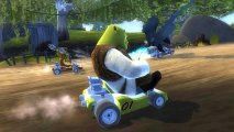Скриншот № 3 из игры DreamWorks Super Star Kartz [PS3]