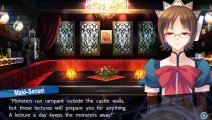 Скриншот № 3 из игры Dungeon Travelers 2: The Royal Library and the Monster Seal [PS Vita]