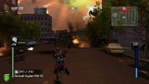 Скриншот № 2 из игры Earth Defense Force: Insect Armageddon [X360]