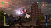Скриншот № 4 из игры Earth Defense Force: Insect Armageddon [X360]