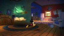 Скриншот № 1 из игры Epic Mickey 2: The Power of Two (Б/У) [Wii]