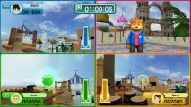 Скриншот № 3 из игры Family Party 30: Great Games Obstacle Arcade [WiiU]