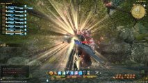 Скриншот № 7 из игры Final Fantasy XIV Heavensward + A Realm Reborne (для Рус PSN) [PS4]