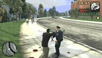 Скриншот № 1 из игры Grand Theft Auto Liberty City Stories (Б/У) [PSP]