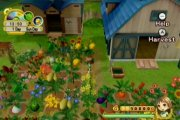 Скриншот № 1 из игры Harvest Moon: Tree of Tranquility [Wii]