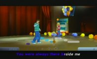 Скриншот № 2 из игры High School Musical: Sing It (Б/У) [Wii]