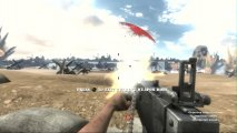Скриншот № 2 из игры History Channel : Battle for the Pacific (Б/У) [PS3]