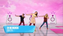 Скриншот № 3 из игры Just Dance: Disney Party 2 [Xbox One]